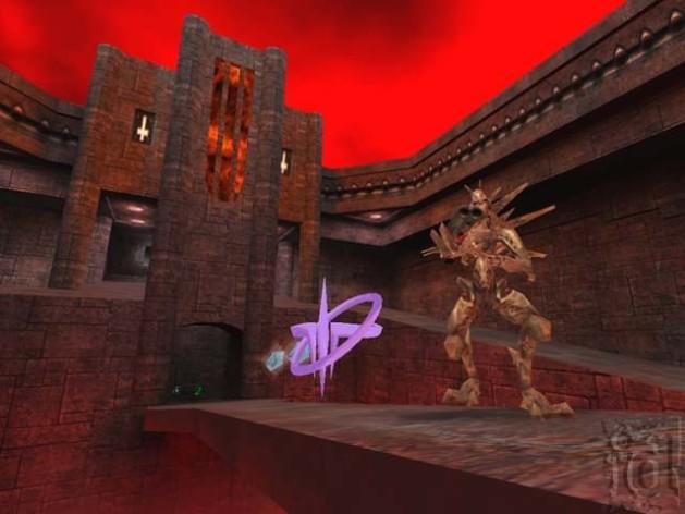 Screenshot 3 - QUAKE III Arena + Team Arena