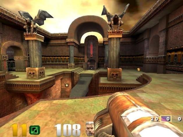 Screenshot 2 - QUAKE III Arena + Team Arena