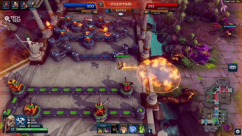 Screenshot 9 - Skydome