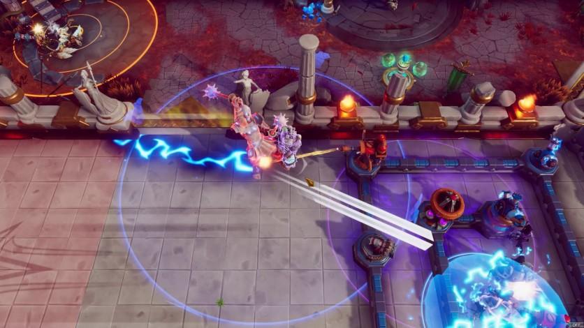 Screenshot 4 - Skydome