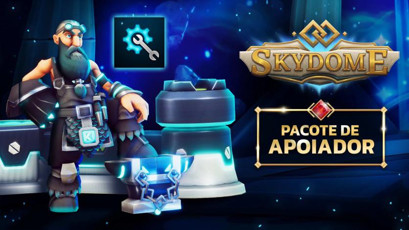 Screenshot 1 - Skydome - Pacote de Apoiador