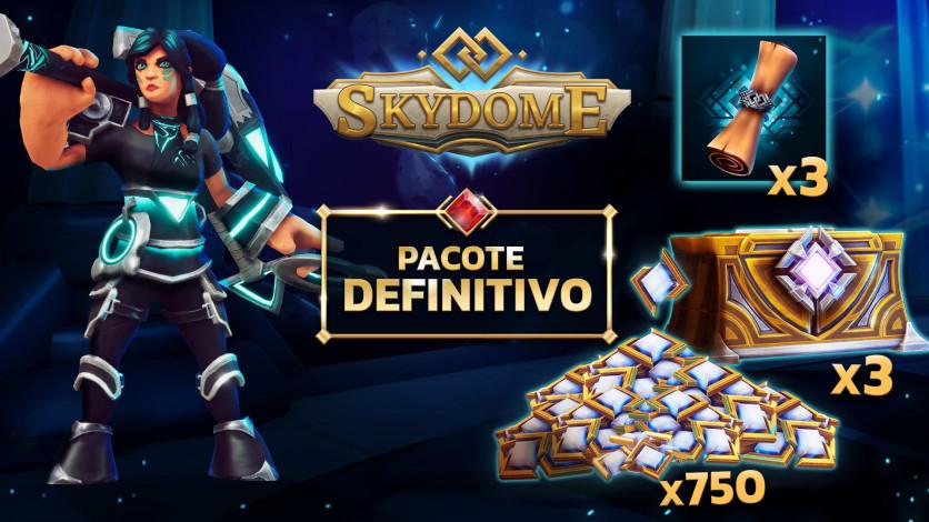 Screenshot 1 - Skydome - Pacote Definitivo
