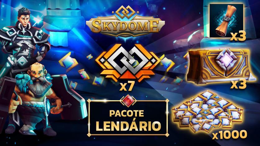 Screenshot 1 - Skydome - Pacote Lendário