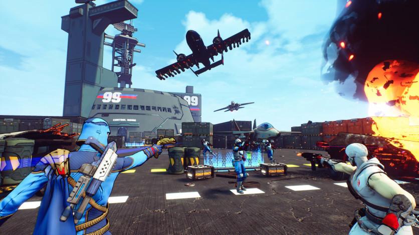 Screenshot 1 - G.I. Joe: Operation Blackout - G.I. Joe and Cobra Weapons Pack
