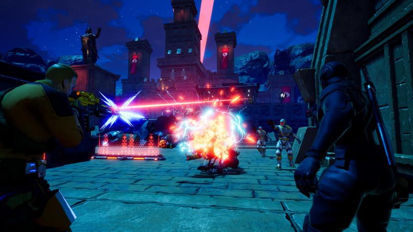 Screenshot 6 - G.I. Joe: Operation Blackout - G.I. Joe and Cobra Weapons Pack