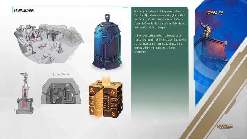 Screenshot 5 - G.I. Joe: Operation Blackout - Digital Art Book and Soundtrack