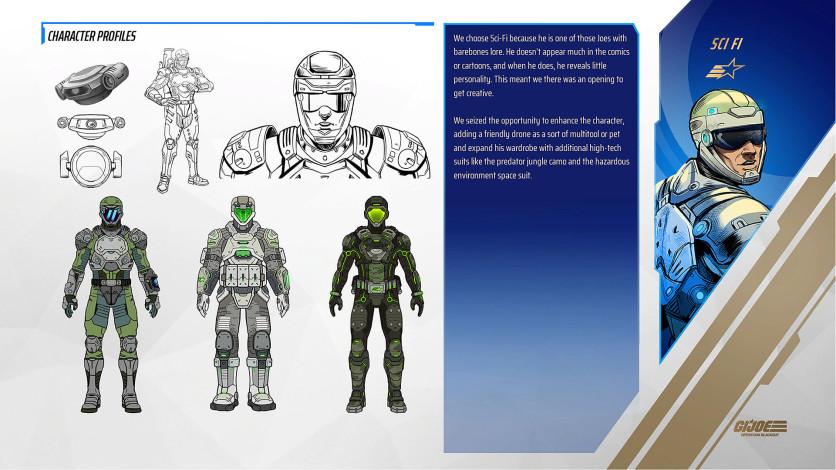 Screenshot 6 - G.I. Joe: Operation Blackout - Digital Art Book and Soundtrack