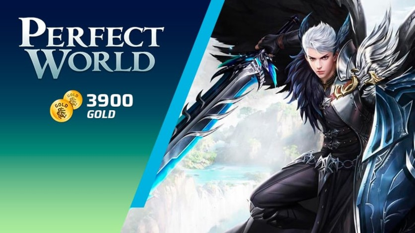 Screenshot 1 - Perfect World - Pacote de 3900 Gold