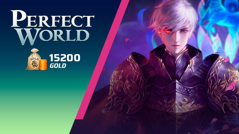 Screenshot 1 - Perfect World - Pacote de 15200 Gold
