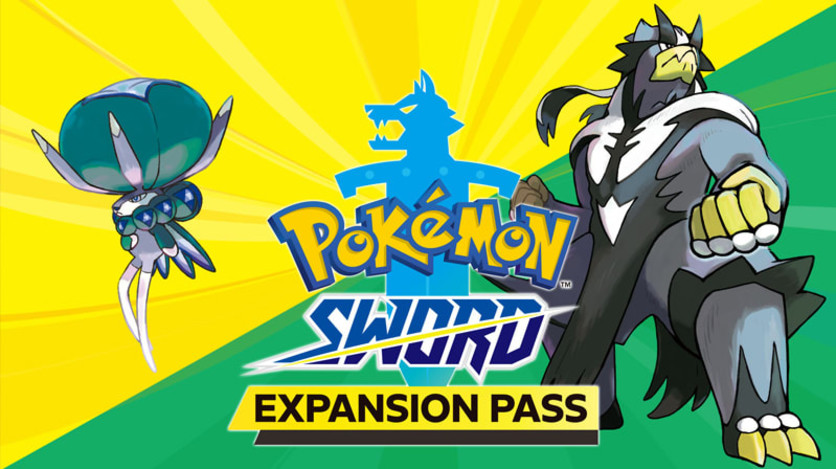 Screenshot 1 - Pokémon Sword Expansion Pass