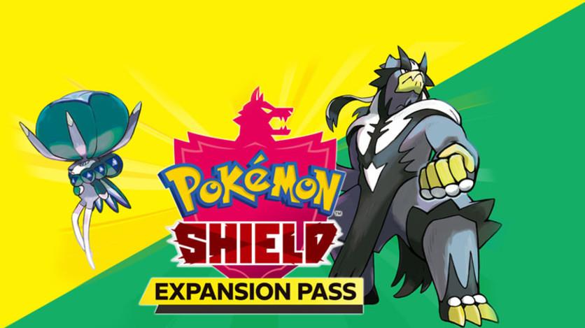 Screenshot 1 - Pokémon Shield Expansion Pass
