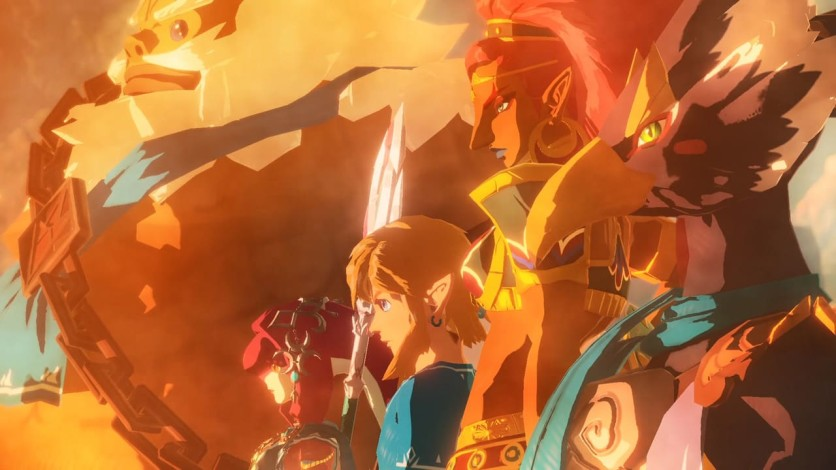 Screenshot 3 - Hyrule Warriors: Age of Calamity