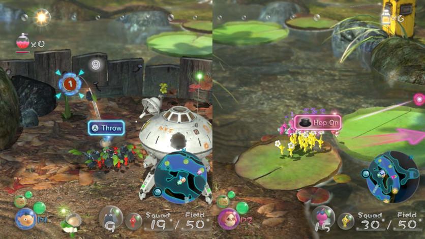 Screenshot 6 - Pikmin™ 3 Deluxe