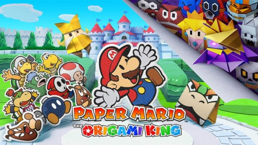 Screenshot 2 - Paper Mario™: The Origami King
