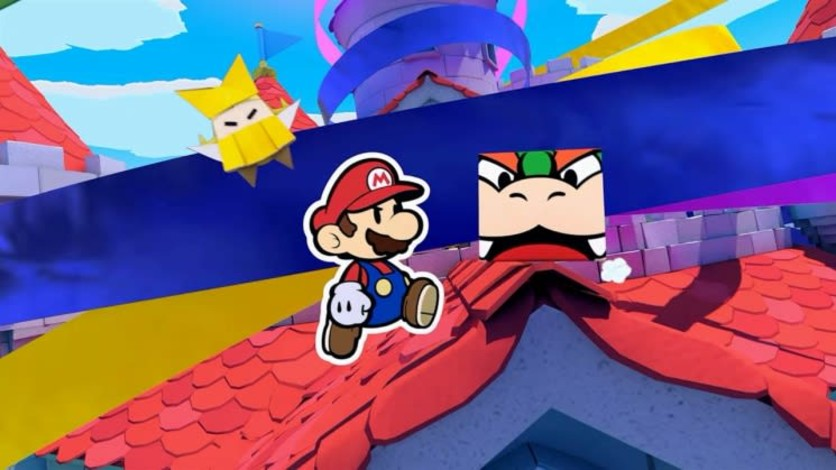 Screenshot 8 - Paper Mario™: The Origami King