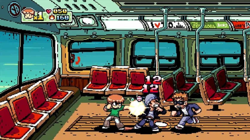 Screenshot 5 - Scott Pilgrim vs. The World: The Game - Complete Edition