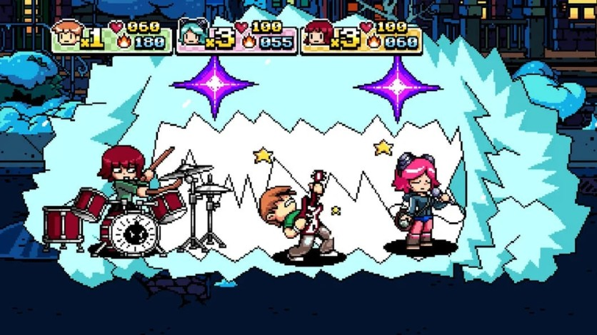 Screenshot 4 - Scott Pilgrim vs. The World: The Game - Complete Edition