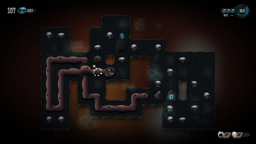 Screenshot 3 - NecroWorm