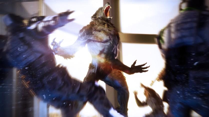 Screenshot 3 - Werewolf The Apocalypse : Earthblood