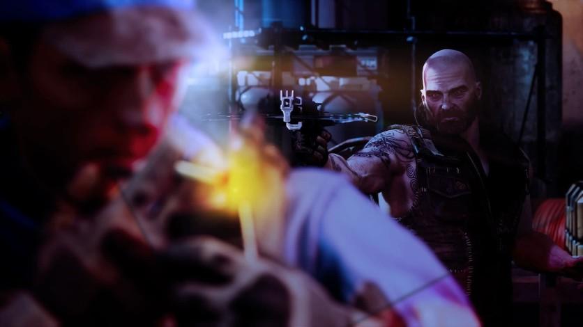 Screenshot 8 - Werewolf The Apocalypse : Earthblood