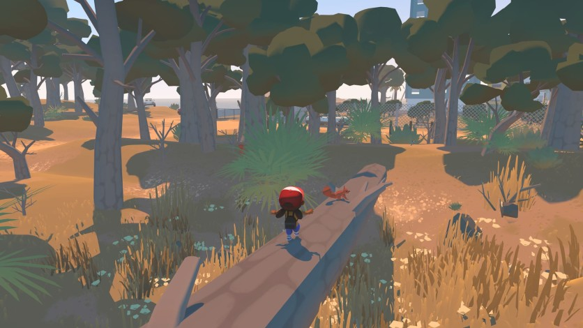 Screenshot 2 - Alba: A Wildlife Adventure