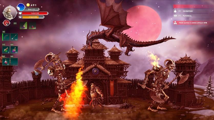 Screenshot 7 - Niffelheim Bloody Moon DLC