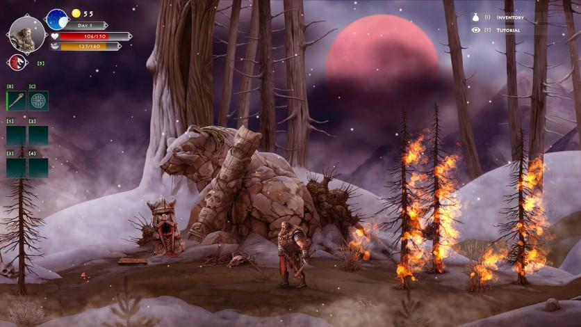 Screenshot 3 - Niffelheim Bloody Moon DLC