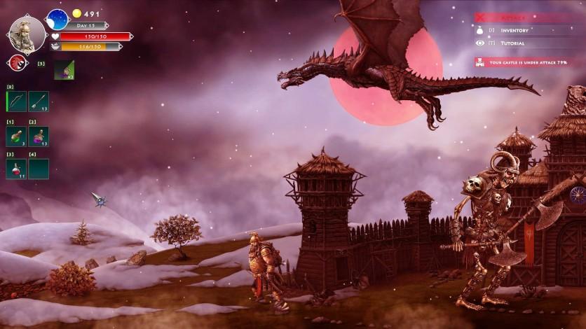 Screenshot 6 - Niffelheim Bloody Moon DLC