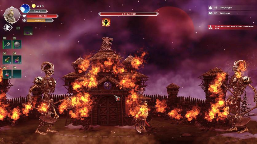Screenshot 2 - Niffelheim Bloody Moon DLC