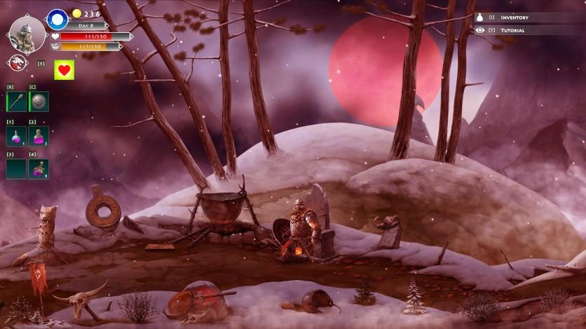 Screenshot 5 - Niffelheim Bloody Moon DLC