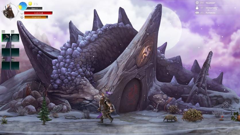 Screenshot 4 - Niffelheim Odin`s Blessing DLC