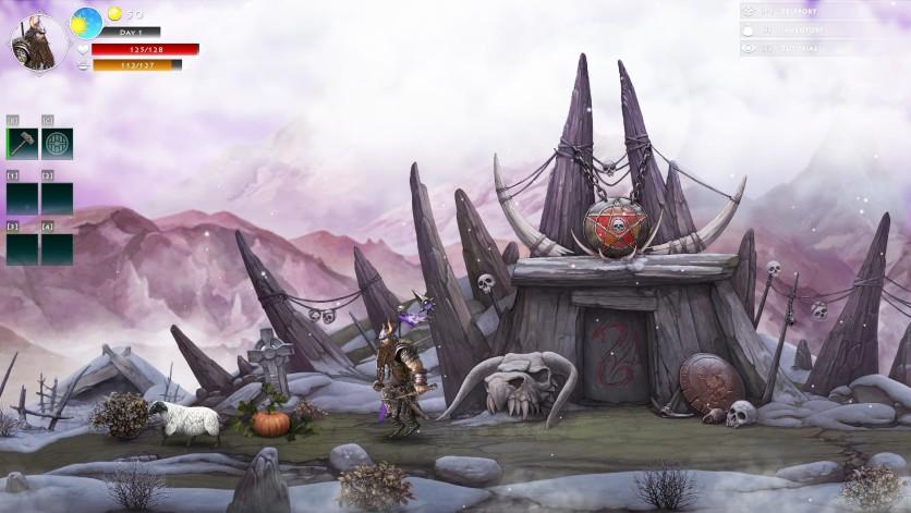 Screenshot 2 - Niffelheim Odin`s Blessing DLC