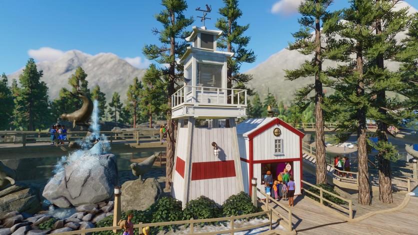 Screenshot 11 - Planet Zoo: Aquatic Pack