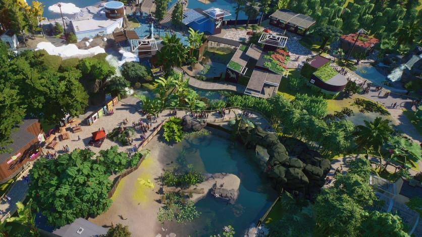 Screenshot 2 - Planet Zoo: Aquatic Pack