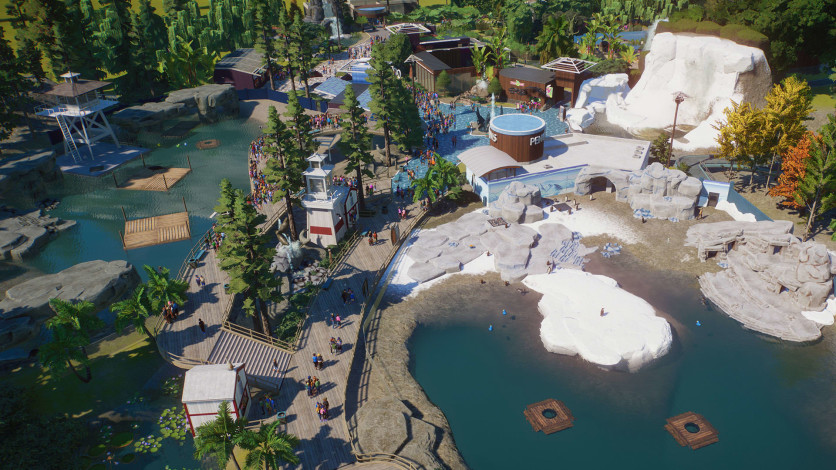 Screenshot 8 - Planet Zoo: Aquatic Pack