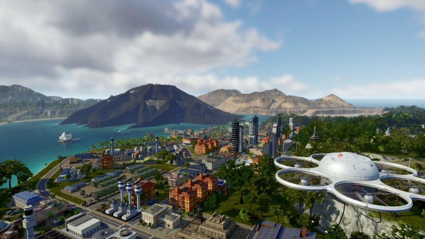 Screenshot 2 - Tropico 6 - Caribbean Skies