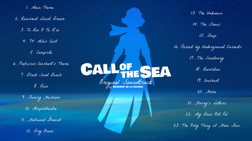 Screenshot 2 - Call of the Sea Official Soundtrack