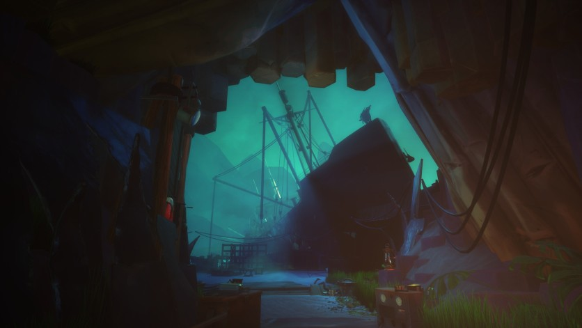 Screenshot 6 - Call of the Sea Deluxe Edition