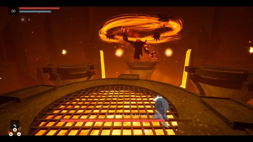 Screenshot 3 - Blue Fire