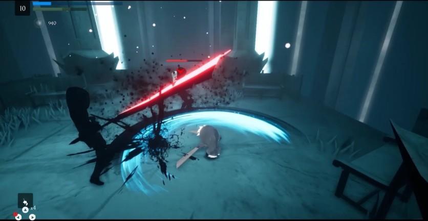 Screenshot 4 - Blue Fire