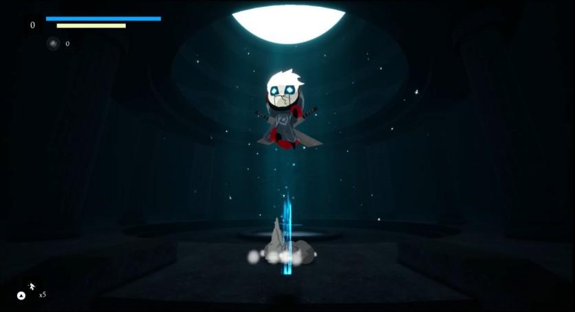 Screenshot 15 - Blue Fire