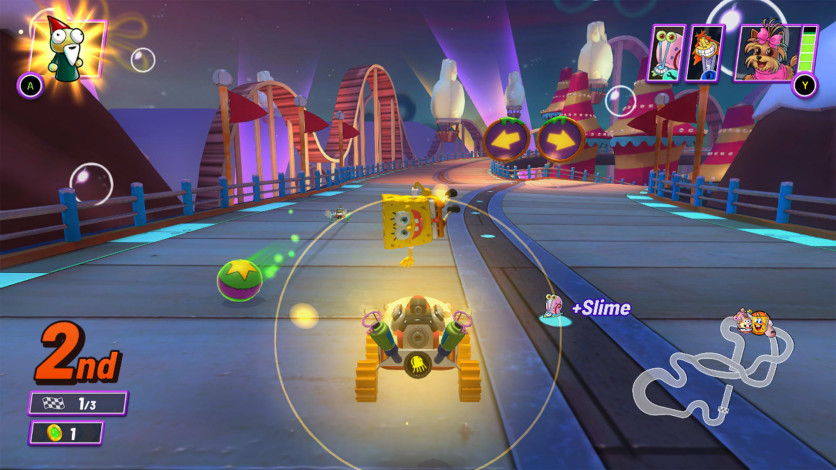 Screenshot 6 - Nickelodeon Kart Racers 2: Grand Prix