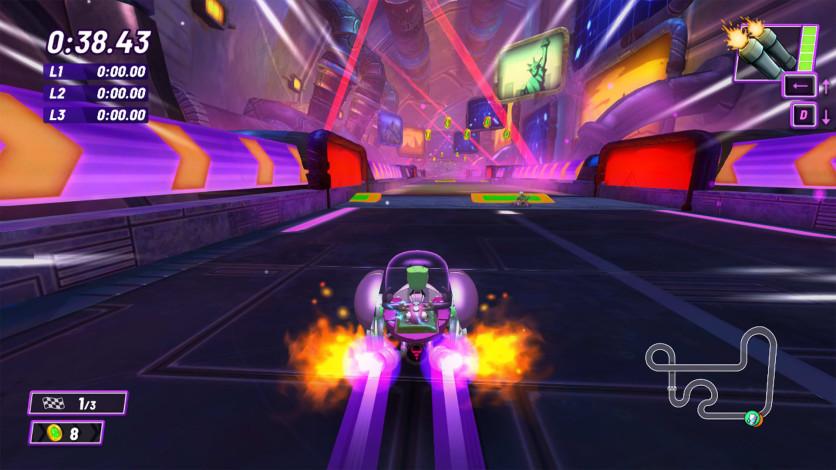 Screenshot 2 - Nickelodeon Kart Racers 2: Grand Prix