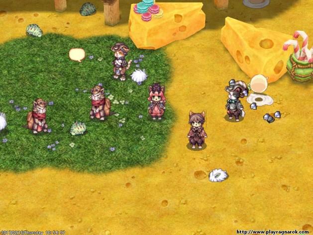 Screenshot 5 - Ragnarök Online
