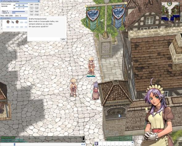 Screenshot 3 - Ragnarök Online