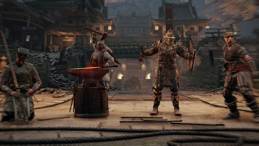 Screenshot 1 - For Honor - Y4S4 Battle Pass