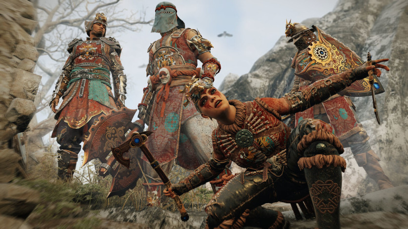 Screenshot 4 - For Honor - Y4S4 Battle Pass
