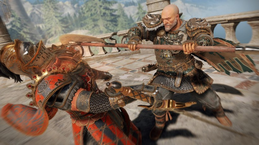 Screenshot 4 - For Honor – Gryphon Hero