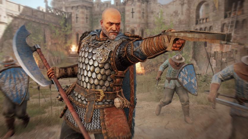Screenshot 2 - For Honor – Gryphon Hero