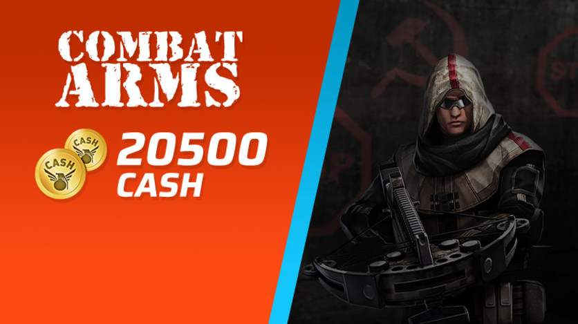 Screenshot 1 - Combat Arms - 20,500 Cash